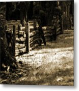 Country Romance Metal Print by Terrie Taylor