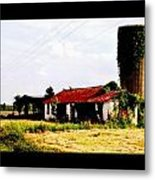 Country Work Metal Print