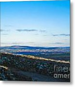 County Donegal From The Castle Walls Metal Print