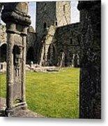 County Kilkenny, Ireland Jerpoint Abbey Metal Print