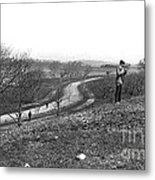 Court Road 1896 Metal Print