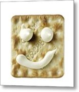 Cracker Metal Print