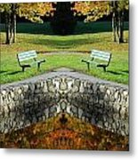 Creation 9 Metal Print