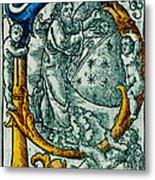 Creation Giunta Pontificale 1520 Metal Print