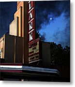 Creature Feature At The Lark - Larkspur California - 5d18484 Metal Print by Wingsdomain Art and Photography