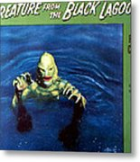 Creature From The Black Lagoon, 1954 Metal Print by Everett