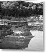Creek In Texas Metal Print