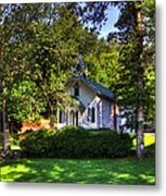 Crescent Hill Baptist Church Metal Print