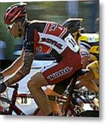 Criterium Bicycle Race1 Metal Print