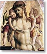 Crivelli: Pieta Metal Print