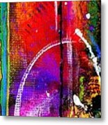 Crossing Over And Back Again Metal Print