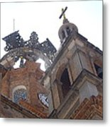 Crown Of Our Lady Of Guadalupe Metal Print
