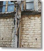 Crucifixion Of Kortrijk Metal Print