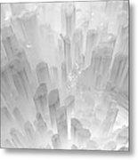 Crystal City Metal Print