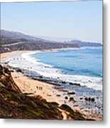 Crystal Cove Orange County California Metal Print