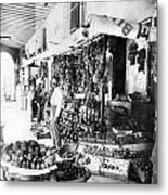 Cuba Fruit Vendor C1910 Metal Print