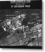 Cuban Missile Crisis, 1962 Metal Print