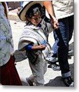 Cuenca Kids 130 Metal Print