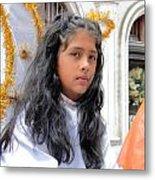 Cuenca Kids 22 Metal Print