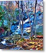 Cunningham Falls Metal Print