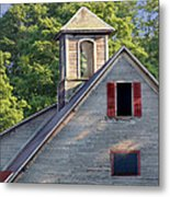 Cupola In Light Metal Print