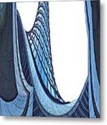Curves - Archifou 42 Metal Print