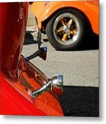 Custom Ford Motor Cars Abstract Metal Print by John Kelly