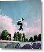 Cut Above The Rest Metal Print