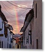 Cuzco Metal Print