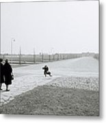 Dachau Concentration Camp Metal Print