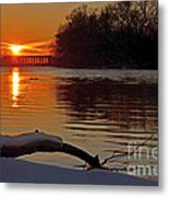 Daily Escape Metal Print