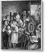 Dames School, 1812 Metal Print by Granger