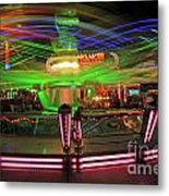 Dancing Lights 1 Metal Print