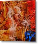 Dandelion  Metal Print by Tammy Cantrell