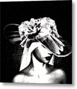 Dandified Metal Print by Lourry Legarde