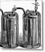 Daniell Cell, 1836 Metal Print