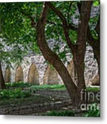Danish King's Garden  Tallinn Metal Print