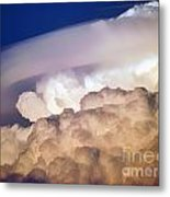 Dark Clouds - 2 Metal Print by Graham Taylor