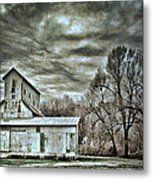Dark Skies Metal Print