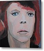David Bowie The Early Years Metal Print