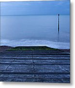 Dawn At Kingsdown Metal Print