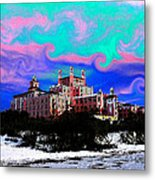 Day At The Don Metal Print