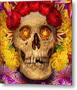 Day Of The Dead - Dia De Los Muertos Metal Print