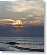 Daylight Approaches 2 Metal Print