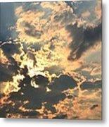Dazzling Sunset Metal Print