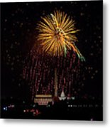 Dc Celebration Metal Print