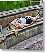 Dead On Arrival  Or  Doa Metal Print