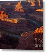 Deadhorse Reflections Metal Print