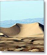 Death Valley Dunes Metal Print
