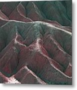 Death Valley Mountains 3 Metal Print